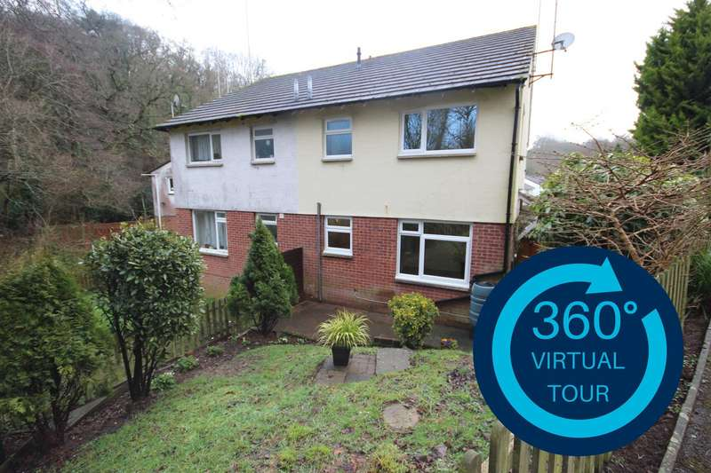 1 Bedroom Terraced House for sale in Perth Close, Exeter