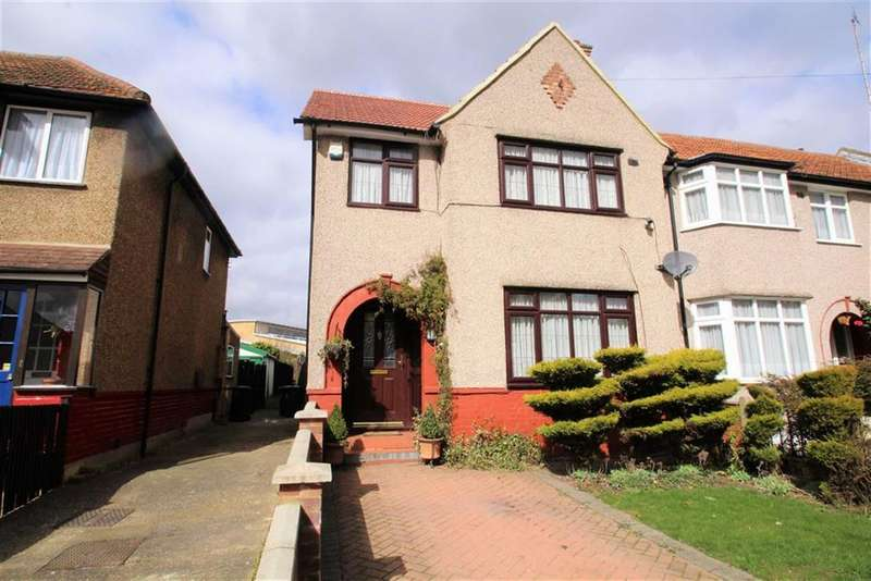 4 Bedrooms End Of Terrace House for sale in Elton Avenue, Greenford
