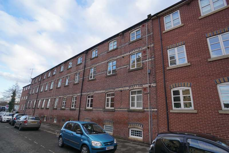 1 Bedroom Apartment Flat for sale in Ground Rents, Borough Mews, Cross Bedford Street, Sheffield, S6 3BT