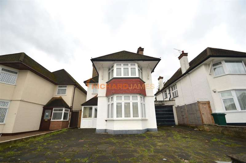 4 Bedrooms Detached House for sale in Edgwarebury Lane, Middlesex