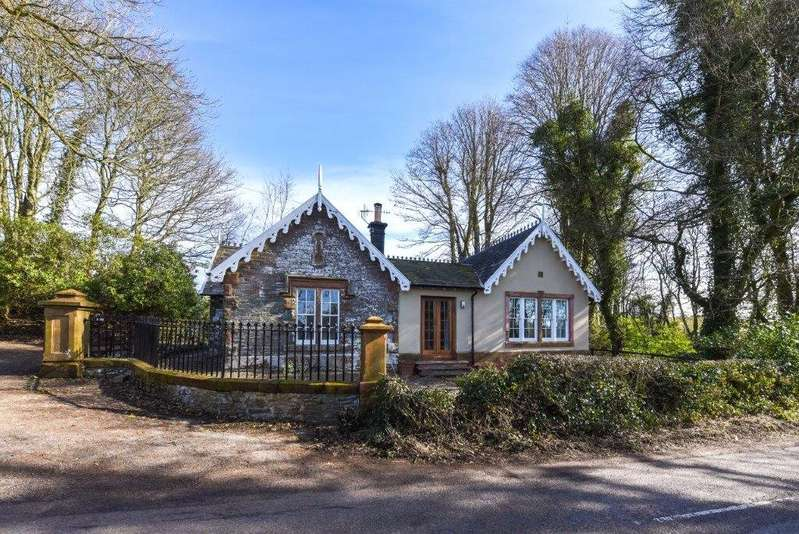 3 Bedrooms Detached Bungalow for sale in Croys Lodge, Bridge of Urr, Castle Douglas, Dumfries and Galloway, DG7