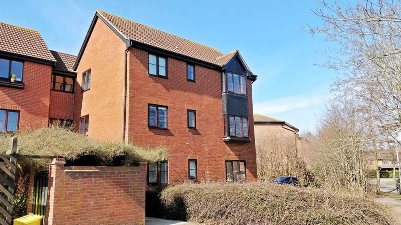 2 Bedrooms Flat for sale in Tempsford, Welwyn Garden City, AL7