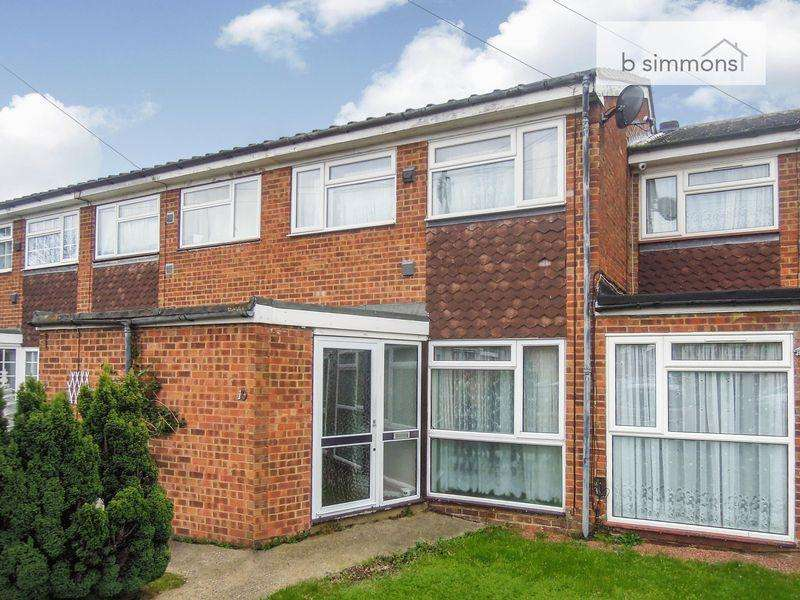 3 Bedrooms Terraced House for sale in Pepys Close, Brands Hill.
