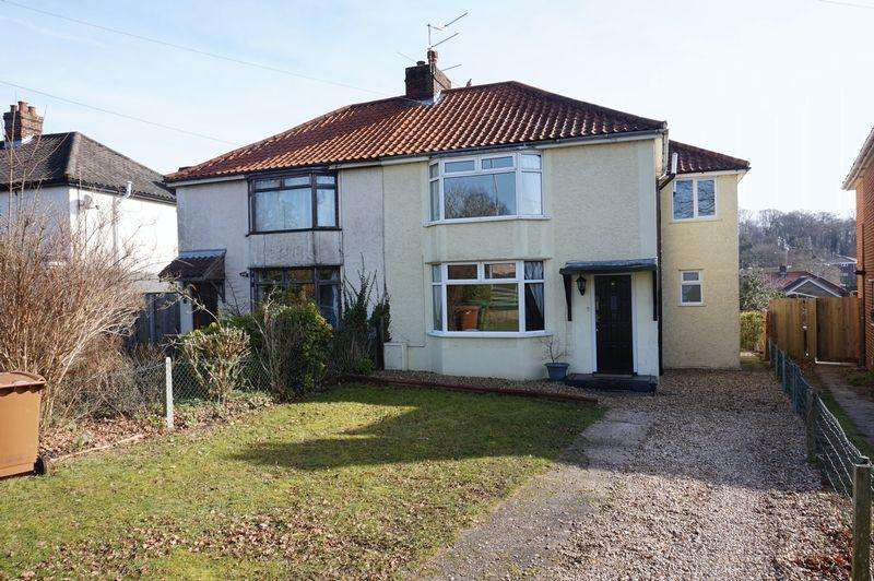 4 Bedrooms Semi Detached House for sale in Norwich Road, New Costessey, Norwich