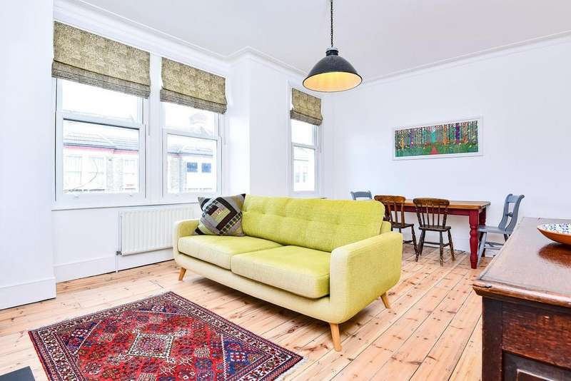 3 Bedrooms Maisonette Flat for sale in Loubet Street, Tooting