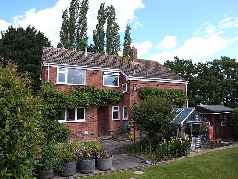 4 Bedrooms Detached House for sale in Halfkey Road, Malvern