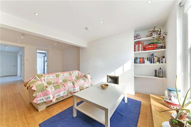 4 Bedrooms Terraced House for sale in Wynford Road, Islington, London, N1