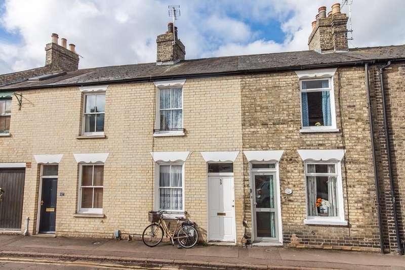2 Bedrooms Terraced House for sale in Sturton Street, Cambridge