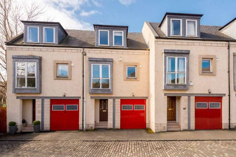 4 Bedrooms Town House for sale in 18 Eyre Place Lane, Edinburgh, EH3 5EH
