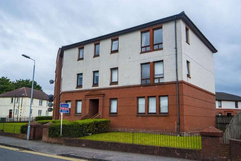 2 Bedrooms Flat for sale in Ladysgate Court, Carronshore, Falkirk FK2