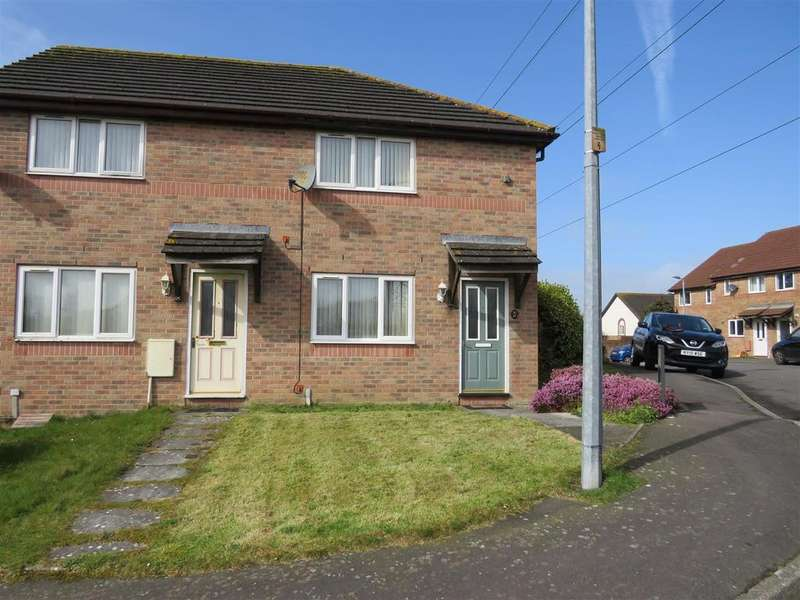 2 Bedrooms End Of Terrace House for sale in Llys Cilsaig, Dafen, Llanelli