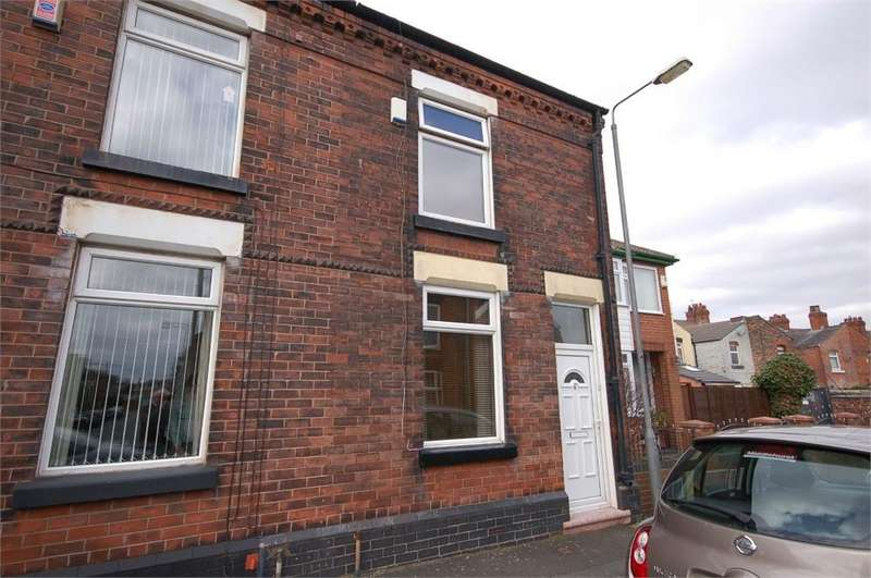 2 Bedrooms End Of Terrace House for sale in Syddall Street, ST HELENS, Merseyside