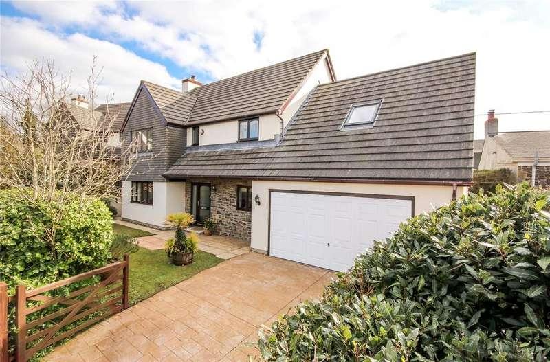 5 Bedrooms Detached House for sale in Stonesclose, Modbury, Devon, PL21