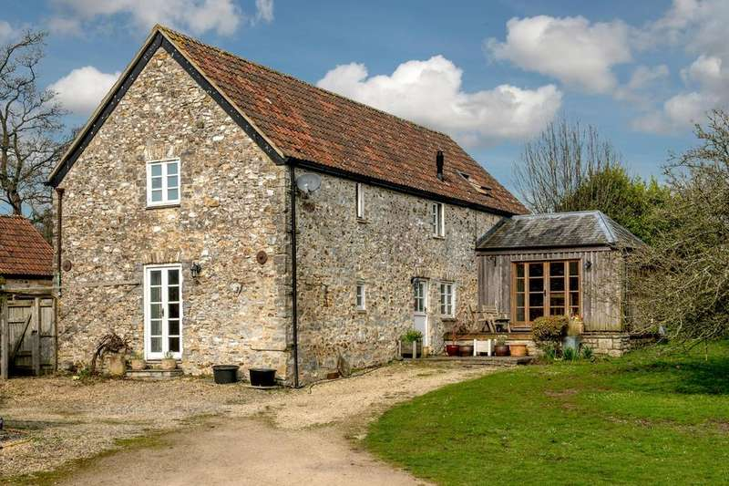 4 Bedrooms Detached House for sale in Curland, Taunton