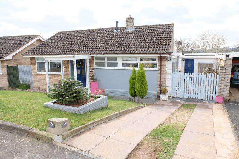 2 Bedrooms Detached Bungalow for sale in Elan Avenue, Stourport-On-Severn DY13 8LY