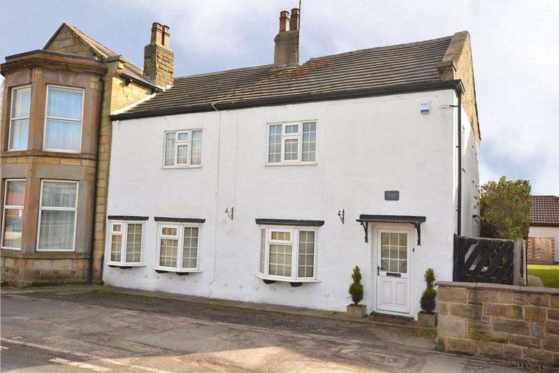 3 Bedrooms Semi Detached House for sale in Marlborough Cottage, Wetherby Road, Scarcroft, Leeds, West Yorkshire