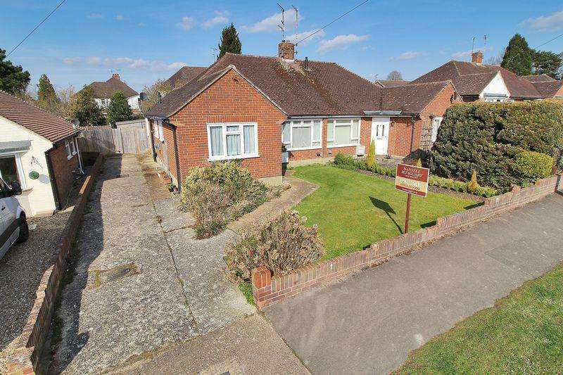 3 Bedrooms Bungalow for sale in Park Rise, Horsham