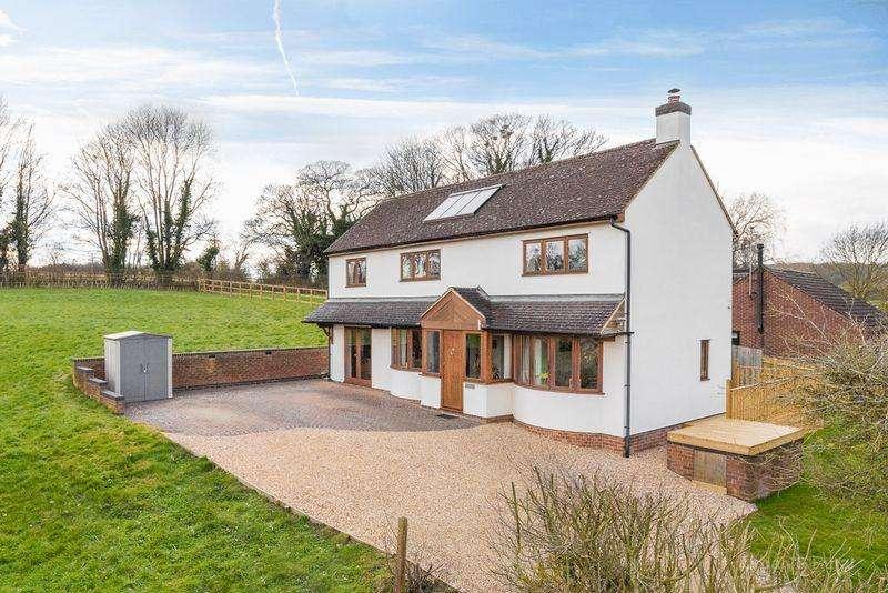 4 Bedrooms Detached House for sale in Dag Lane, Stoke Goldington