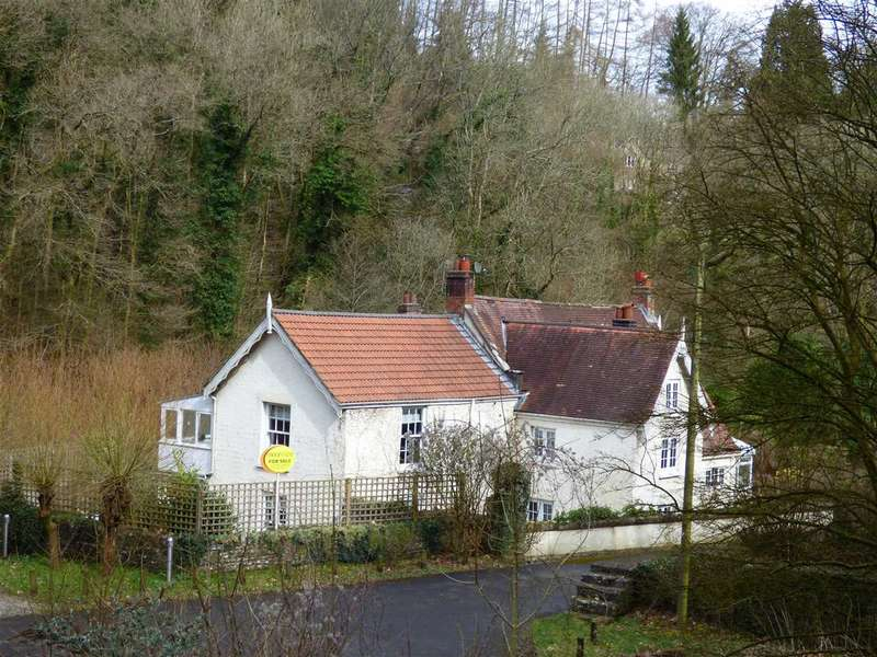 4 Bedrooms Semi Detached House for sale in Firgrove, Tintern