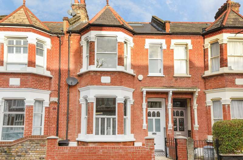 5 Bedrooms House for sale in Gosberton Road, Balham, SW12