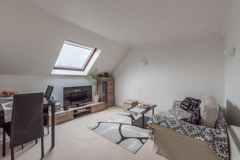 1 Bedroom Flat for sale in Victoria Place, Banbury
