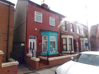 3 Bedrooms Terraced House for sale in Needham Road, Liverpool, Merseyside, England, L7