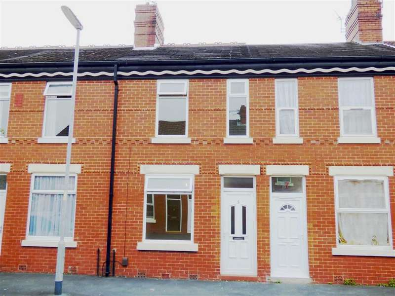 2 Bedrooms Terraced House for sale in Middleham Street, Moss Side, Manchester, M14