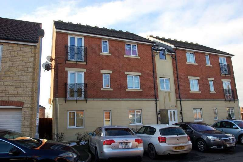 2 Bedrooms Apartment Flat for sale in Standish Street, Bridgwater