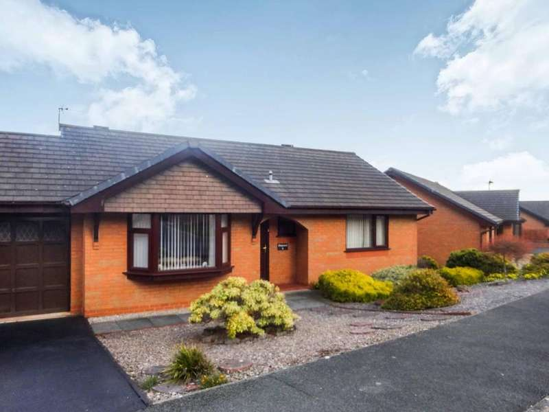 3 Bedrooms Detached Bungalow for sale in Maen Gwyn, Abergele