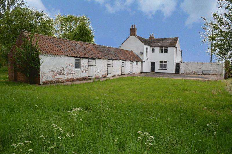 4 Bedrooms Detached House for sale in South Lane, WILLINGHAM BY STOW