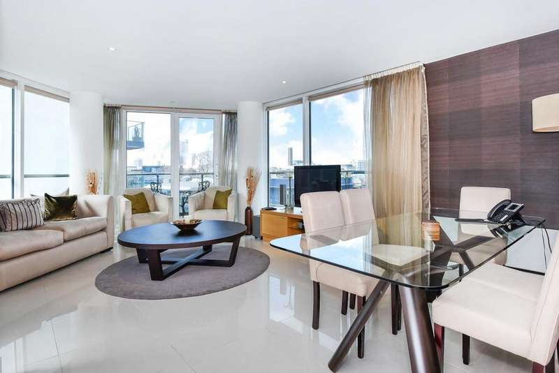 3 Bedrooms Flat for sale in Empire Square East, Empire Square, Borough