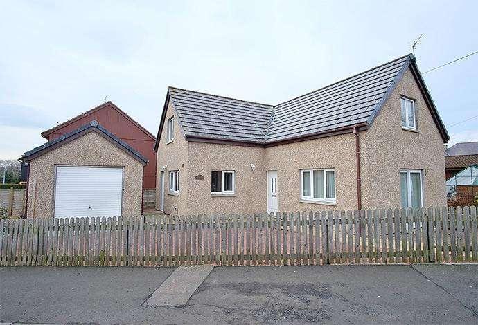 3 Bedrooms Detached House for sale in 28a Park Side, Coldstream, TD12 4DX