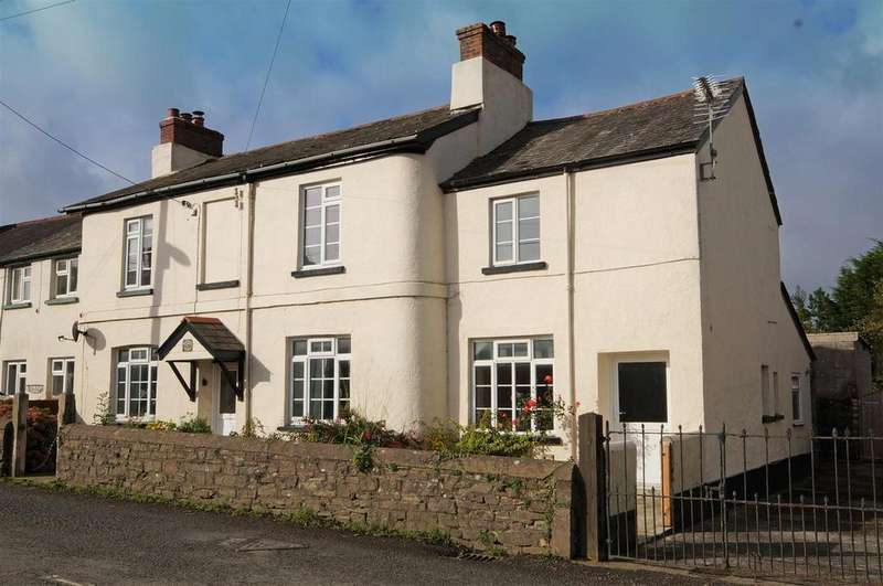 4 Bedrooms Semi Detached House for sale in Monkleigh, Bideford