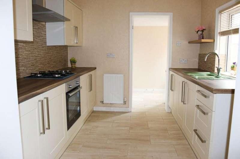 3 Bedrooms Terraced House for sale in Wood Street, Crewe