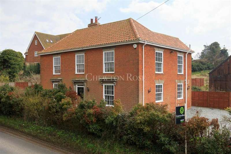 3 Bedrooms Detached House for sale in Near Beccles