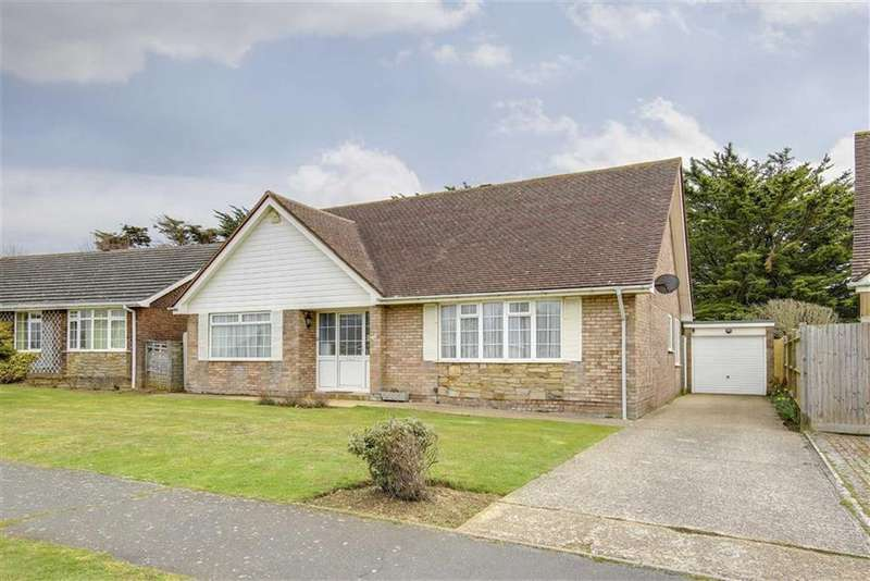 2 Bedrooms Detached Bungalow for sale in Beacon Drive, Seaford