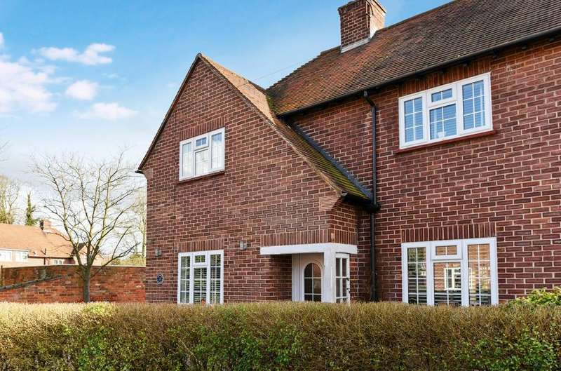 3 Bedrooms House for sale in Shepherds Close, Hurley - short walk to River Thames