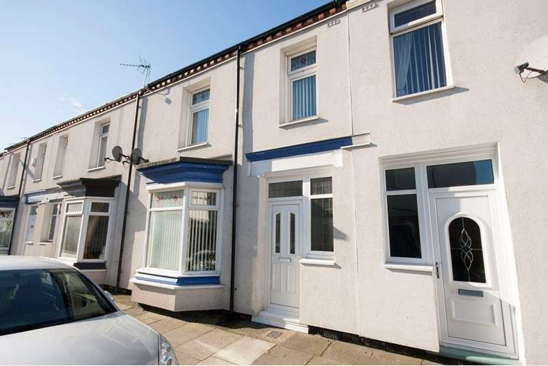 3 Bedrooms Property for sale in St. Pauls Street, Stockton, Stockton-on-Tees, Durham, TS19 0AQ