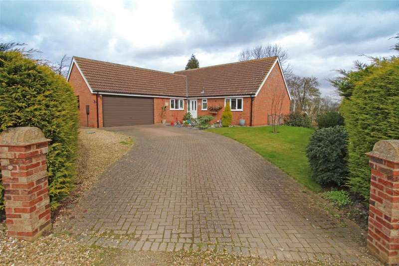 3 Bedrooms Bungalow for sale in The Covert, Thurlby, Bourne
