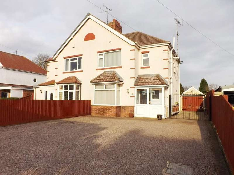 3 Bedrooms Semi Detached House for sale in Holbeach