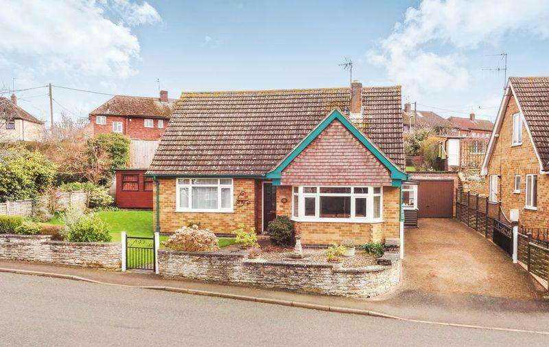 3 Bedrooms Chalet House for sale in High Street, Great Easton, Market Harborough