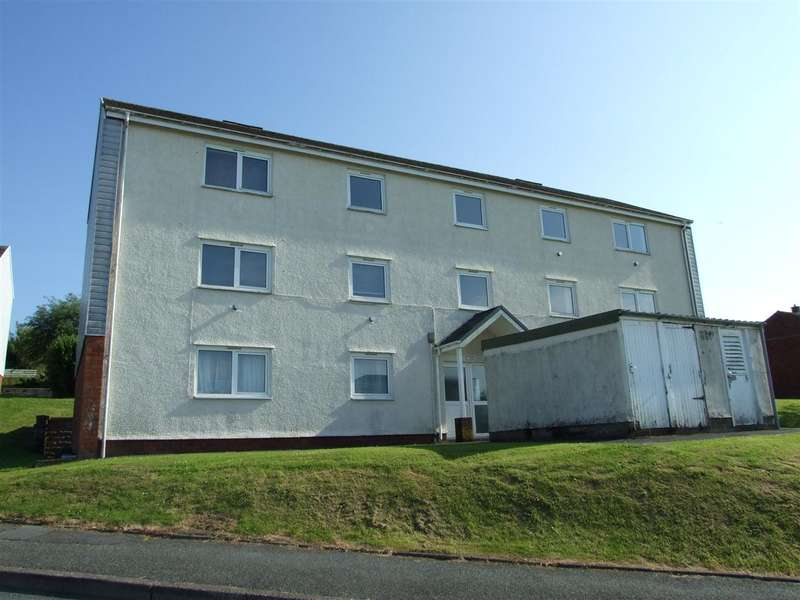 2 Bedrooms Apartment Flat for sale in Harrier Road, Haverfordwest