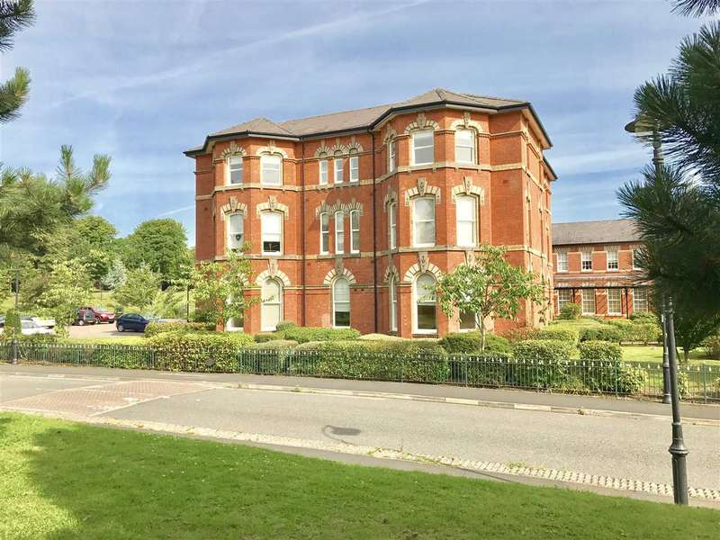2 Bedrooms Apartment Flat for sale in Kensington Square, Pavilion Way, Macclesfield