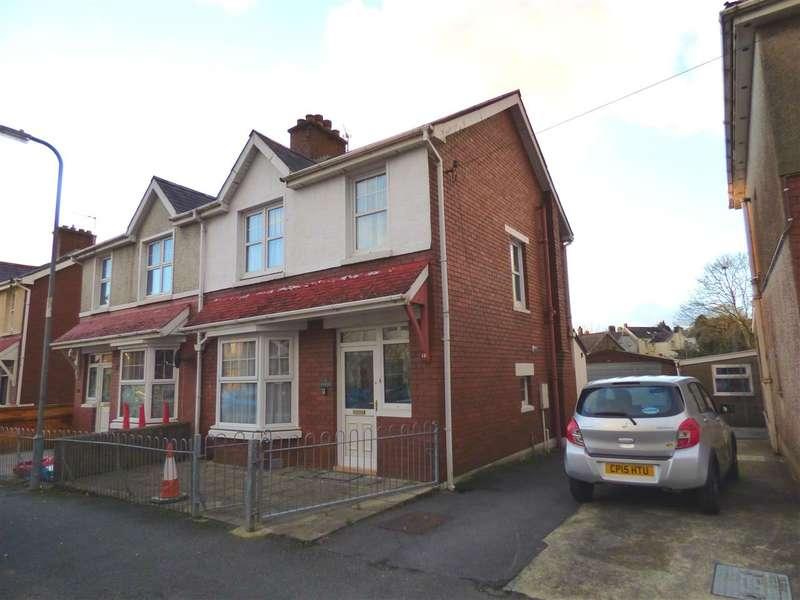 3 Bedrooms Semi Detached House for sale in Myrddin Crescent, Carmarthen