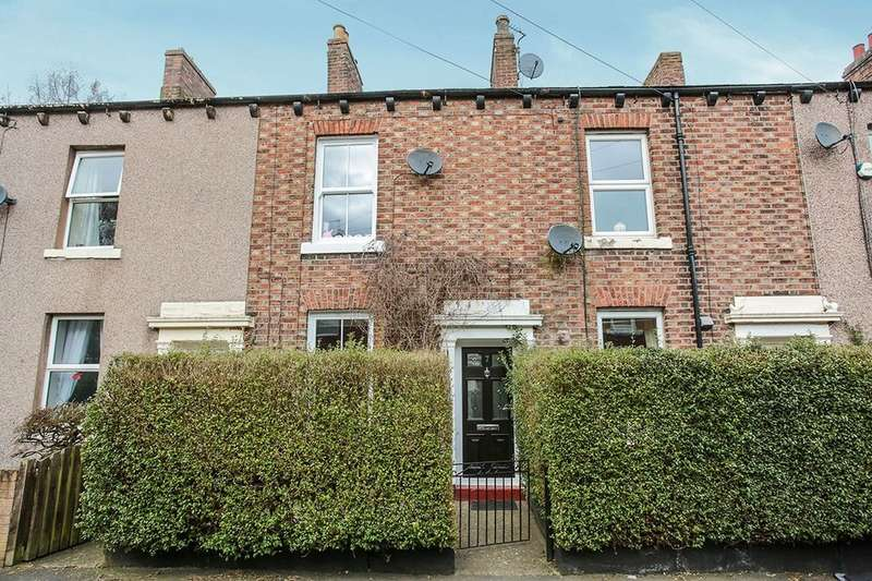 3 Bedrooms Property for sale in Holme Terrace Milbourne Street, Carlisle, CA2