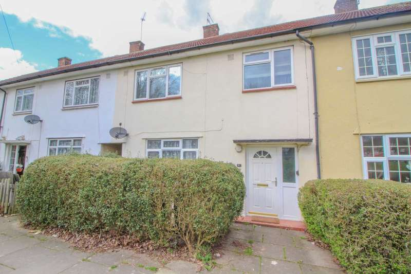 3 Bedrooms Terraced House for sale in Hayling Road, South Oxhey