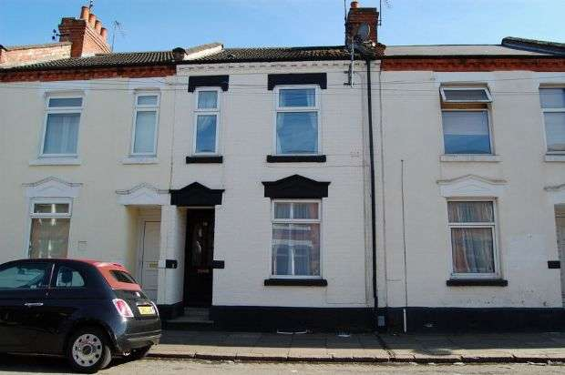 3 Bedrooms Terraced House for sale in Lea Road, Abington, Northampton NN1 4PF