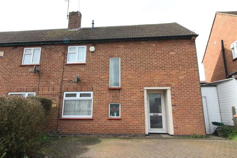 3 Bedrooms Semi Detached House for sale in Valley Road, Wellingborough