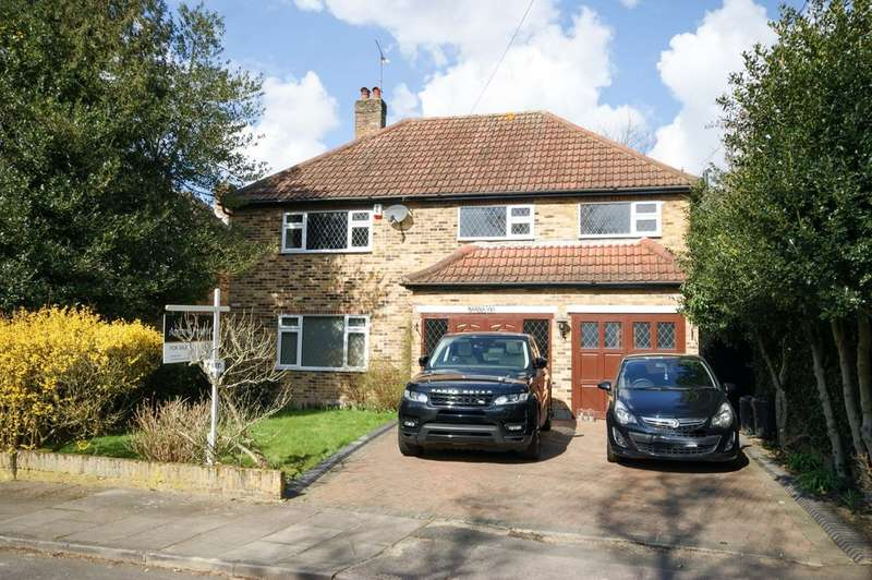 5 Bedrooms Detached House for sale in High Road, Eastcote, Pinner