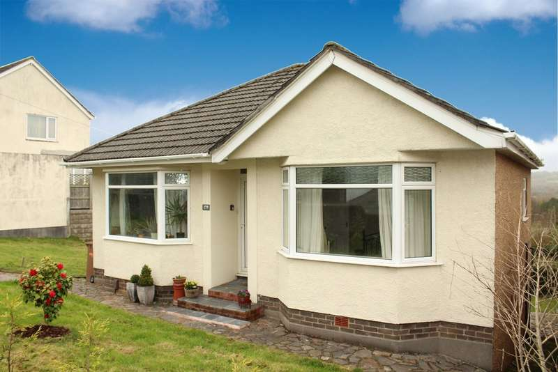 2 Bedrooms Detached Bungalow for sale in Stanborough Road, Elburton, Plymstock, Plymouth